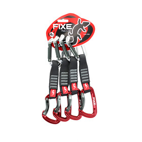Fixe Orion v2 Quickdraw 12cm 4 Pack, silver anthracite red